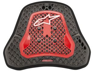 Alpinestars Nucleon Kr-Cell Cis Transparant Smoke Rood