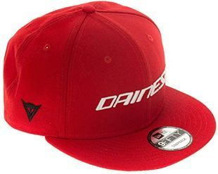 Dainese 9fifty Wool Rood Snapback