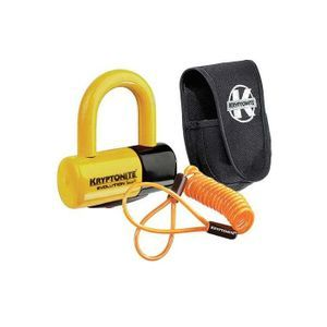 Kryptonite Ev Disc Premium Pack Blister (4005 Disc Lock)
