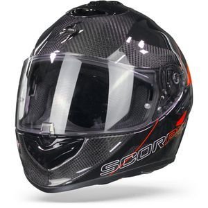 Scorpion EXO-1400 Carbon Air Drik Black Red