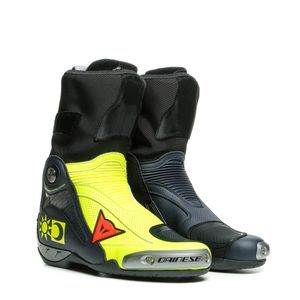 Dainese Axial D1 Replica Valentino Yellow Fluo Blue