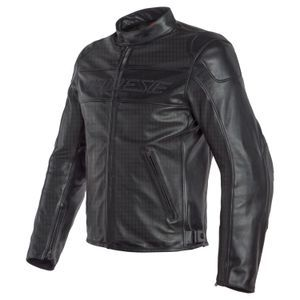 Dainese Bardo Perforated Zwart
