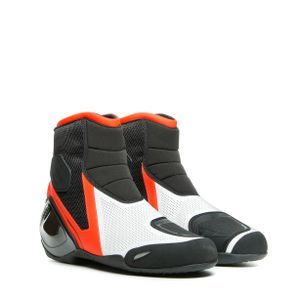Dainese Dinamica Air Zwart Fluo Rood Wit