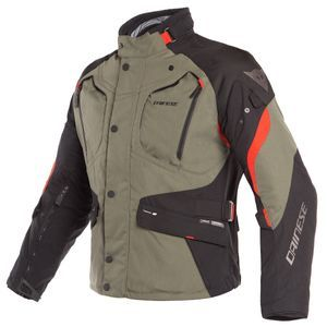 Dainese Dolomiti Grape Leaf Zwart Rood Gore-Tex