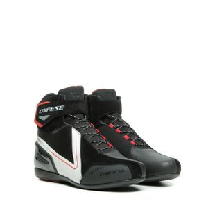 Dainese Energyca D-Wp Zwart Wit Lava Rood