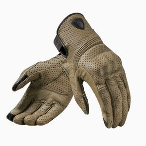 REV'IT! FLY 3 LADY OLIVE GREEN MOTORCYCLE GLOVES