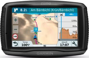 Garmin Zumo 595LM Europe Navigation System