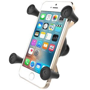 Ram Mounts X-Grip Smartphone Cradle + Bal