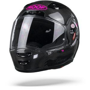 ROOF RO200 Carbon Panther Zwart Roze Fluo