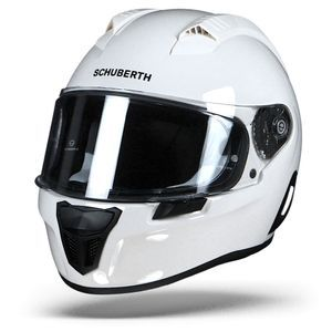 Schuberth SR2 Glans Wit