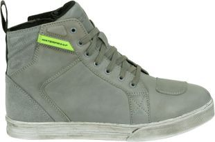 Bering Skydeck Grey Motorcycle Shoes