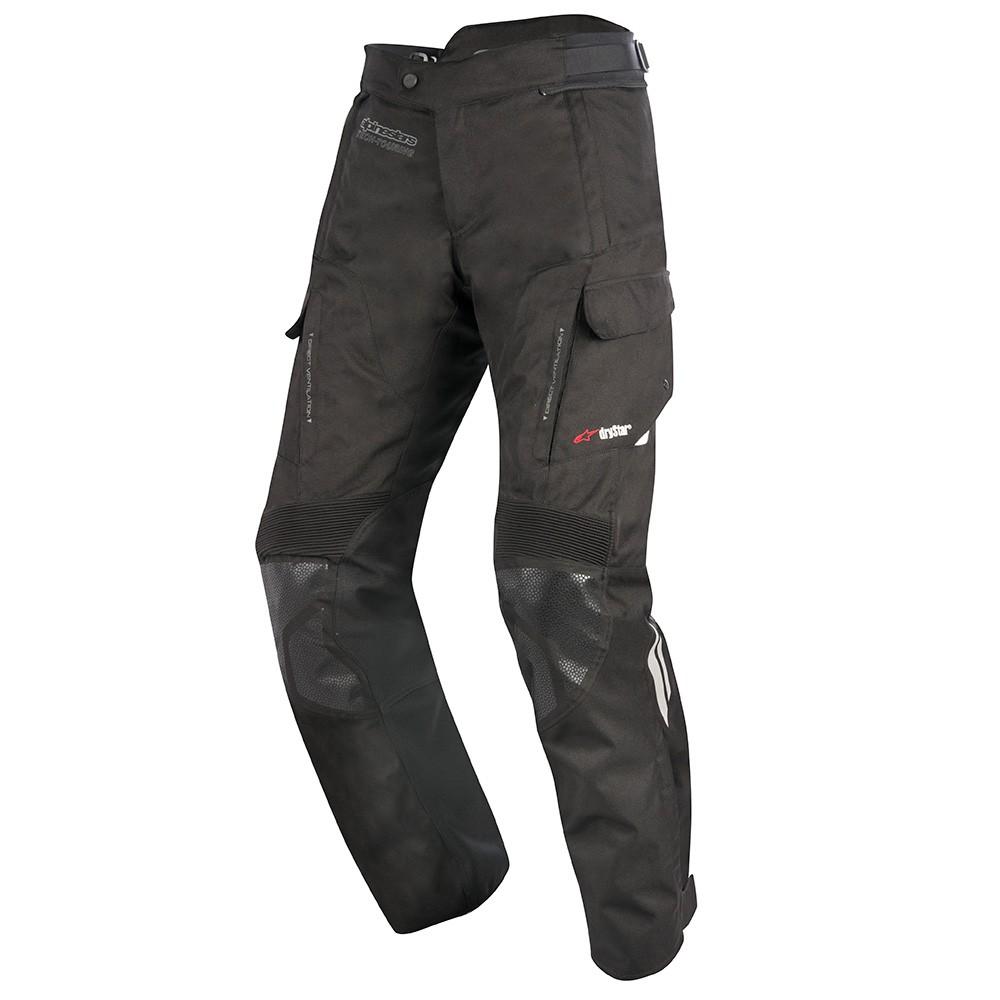 Afbeelding van alpinestars andes v2 drystar short zwart motorbroek