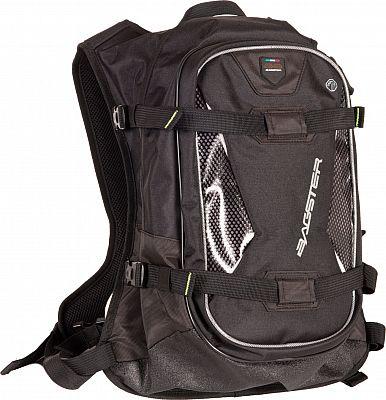 Afbeelding van bagster modulo track black backpack