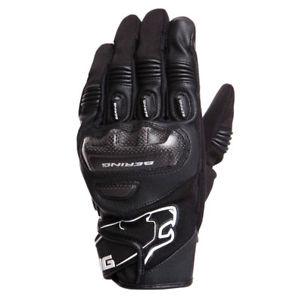 Afbeelding van bering dereck zwart motorhandschoenen