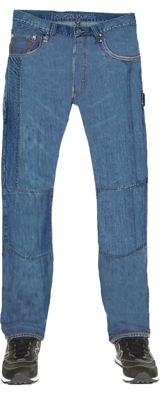 Afbeelding van 501 protective denim regular jeans men